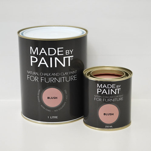 'BLUSH' MADE BY PAINT