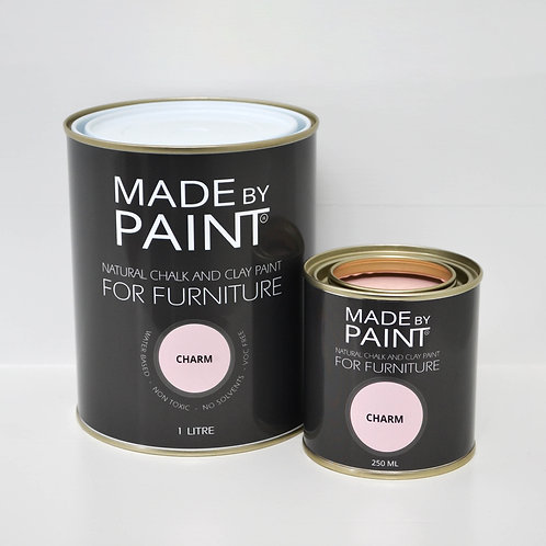 'CHARM' MADE BY PAINT