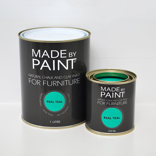 'REAL TEAL' MADE BY PAINT