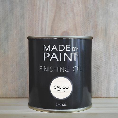 'CALICO' FINISHING OIL
