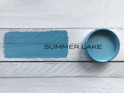 'SUMMER LAKE' MINERAL PAINT
