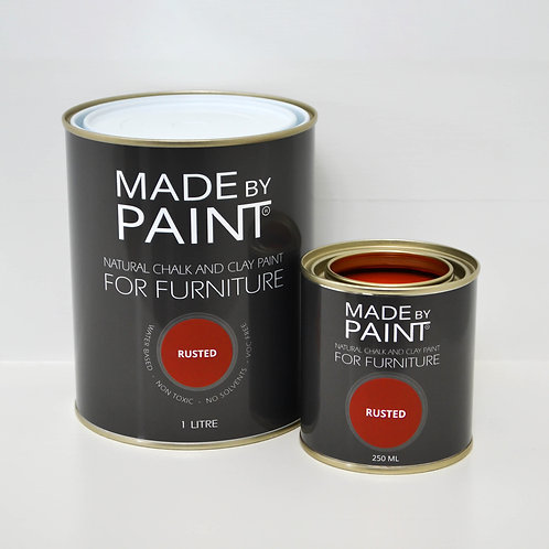 'RUSTED' CHALK PAINT