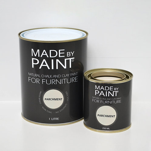 'PARCHMENT' MADE BY PAINT