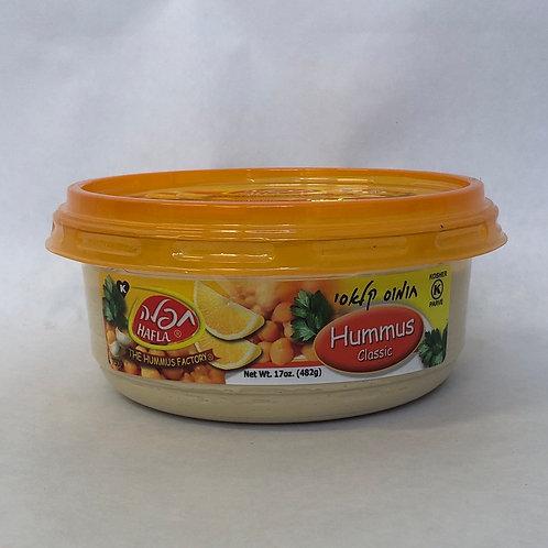 Hafla Classic Hummus 17oz