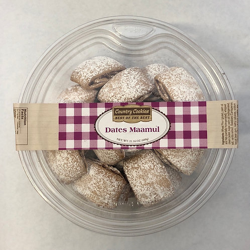 Country Cookies Dates Maamul 21.16oz