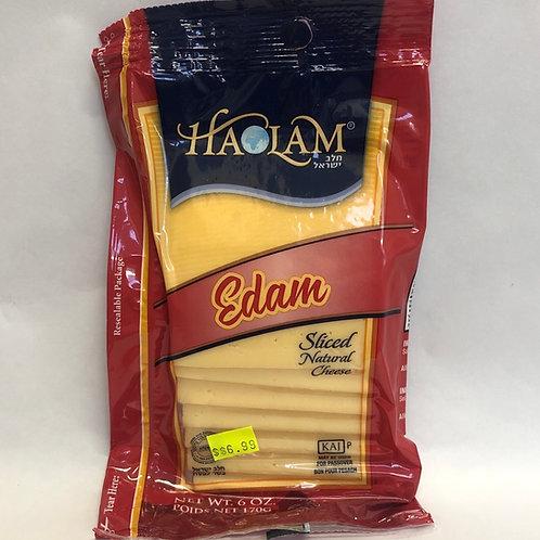 Haolam Sliced Edam Cheese 6oz