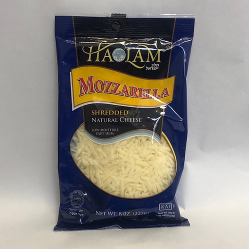 Haolam Mozzarella Shredded Natural Cheese 8oz
