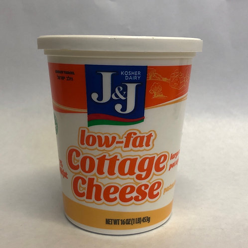 J&J Low-fat Cottage Cheese 16oz