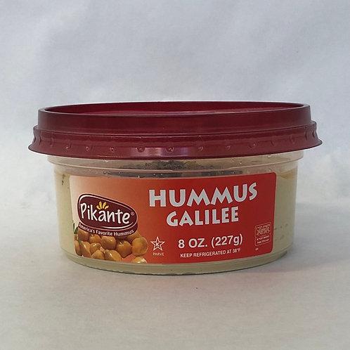 Pikante Hummus Galilee 8oz