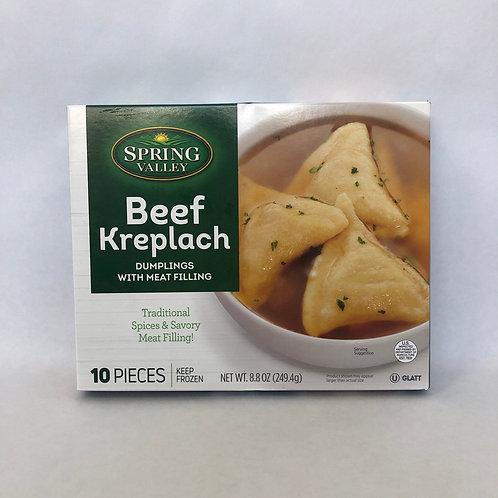 Spring Valley Beef Kreplach -10 pcs- 8.8oz