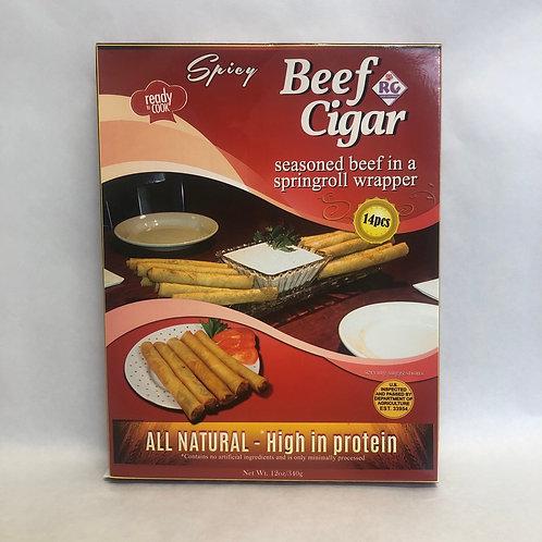 Spicy Beef Cigar -14 pcs- 12oz