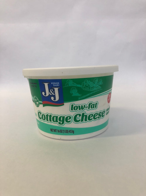 J&J Low-fat Cottage Cheese 16 oz