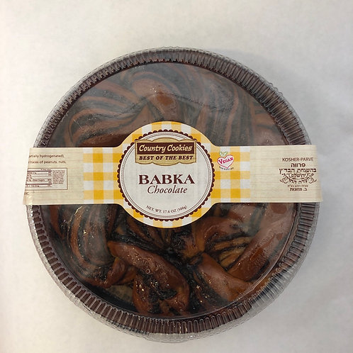 Country Cookies Chocolate Babka 17.6oz