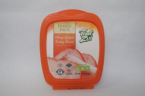 Tirat Zvi Honey Glazed Turkey Breast 12oz