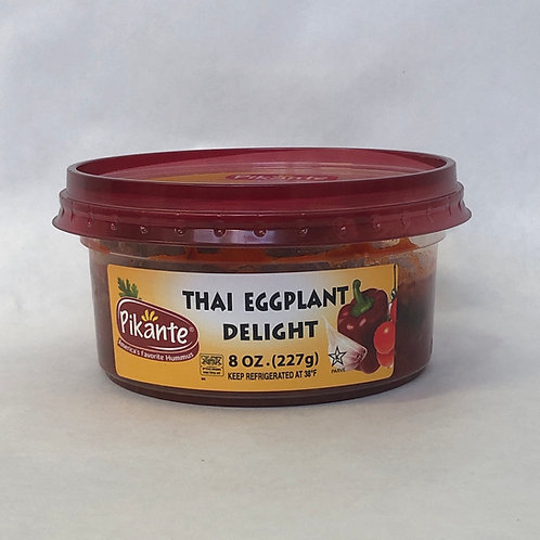 Pikante Thai Eggplant Delight 8oz