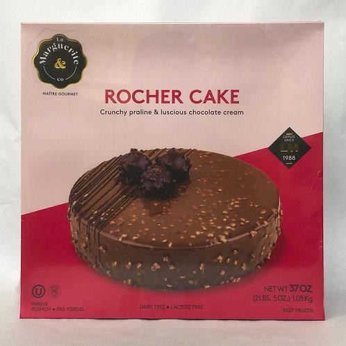 La Marguerite Rocher Cake 37oz