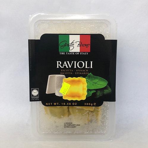 Gusto Buono Ravioli -Riccota & Spinach- 10.58oz