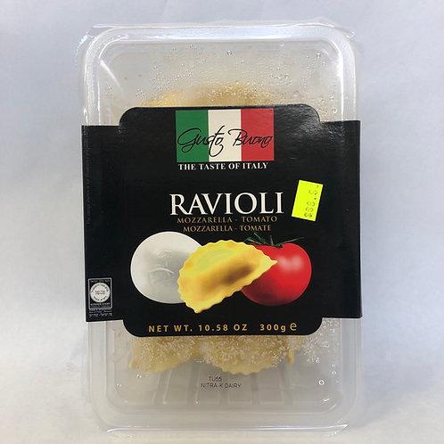 Gusto Buono Ravioli -Mozzarella & Tomato- 10.58oz