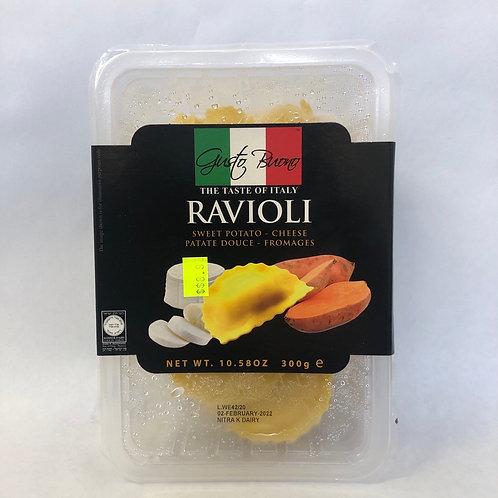 Gusto Buono Ravioli -Sweet Potato & Cheese- 10.58oz