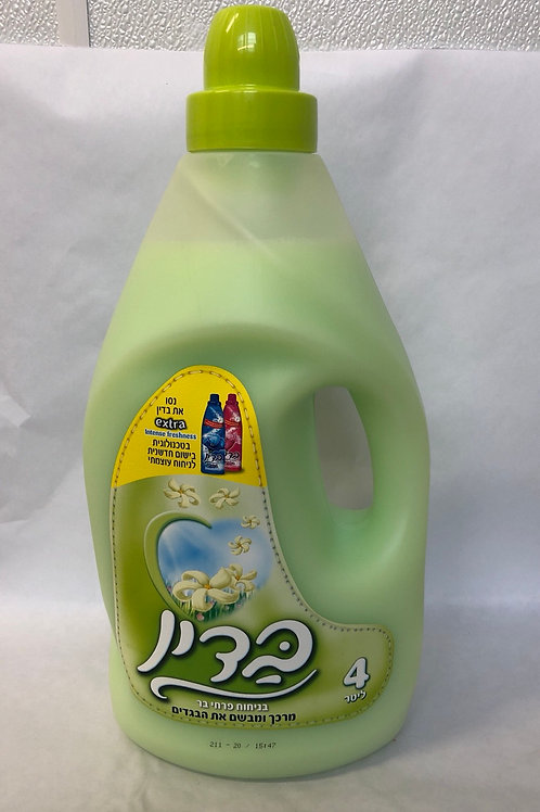 Badin Laundry Detergent 4 Liters