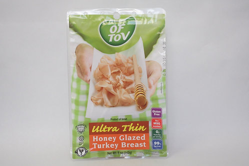Of Tov Ultra Thin Smoked Turkey Breast 5oz
