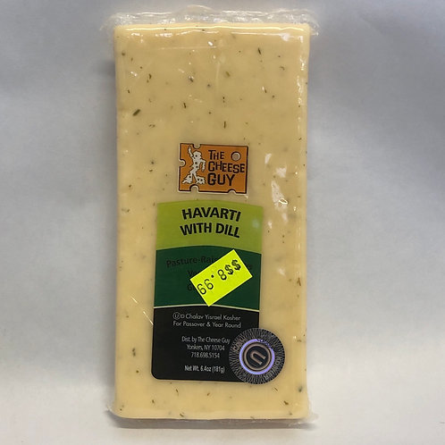The Cheese Guy Havarti With Dill 6.4oz