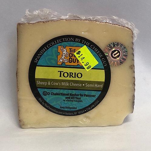 The Cheese Guy Torio-Sheep & Cow's Milk-Semi Hard 6.4oz
