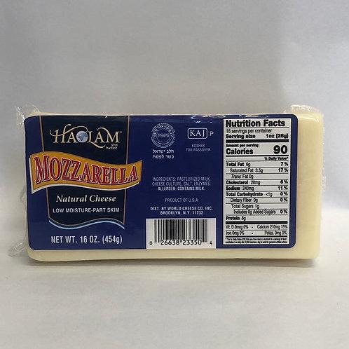 Haolam Mozzarella Natural Cheese 16oz