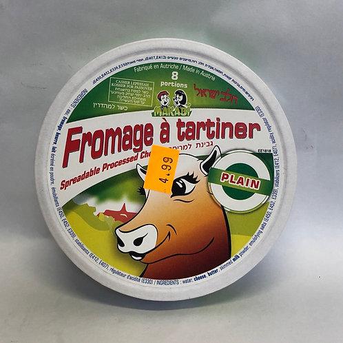 Makabi Plain Spreadable Processed Cheese