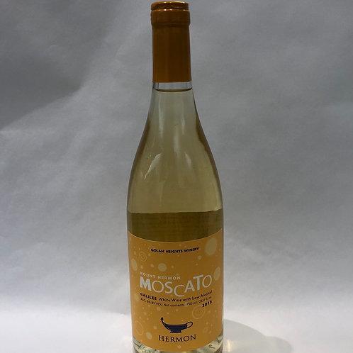 Moscato White Wine 2018 6% Alc 750ML