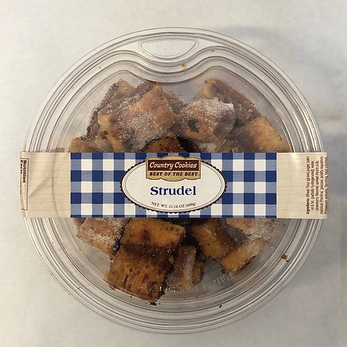 Country Cookies Strudel 21.16oz