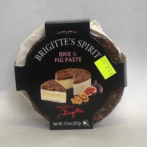 Brigitte's Spirit Brie & Fig Paste 10.5oz