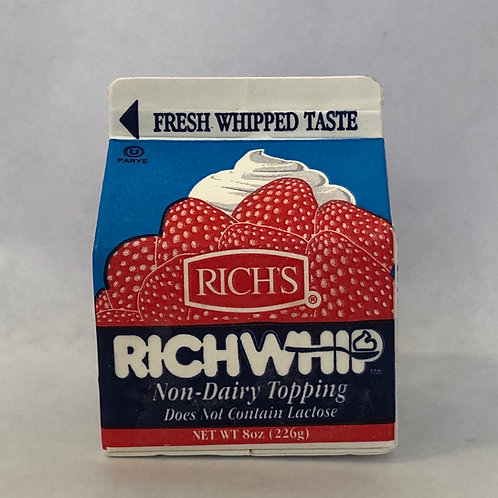 Rich's Non-Dairy Whipped Topping 8oz