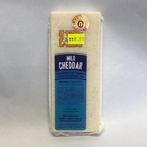 The Cheese Guy Mild White Cheddar Bar 6.4oz