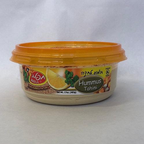 Hafla Hummus with Tahini 17oz