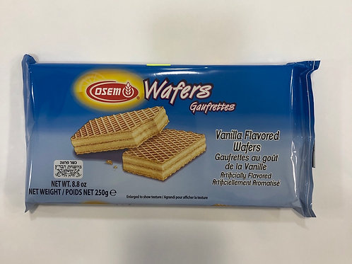 Osem Vanilla Wafers 8.8oz