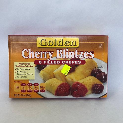 Golden Cherry Blintzes -6 pcs- 13oz