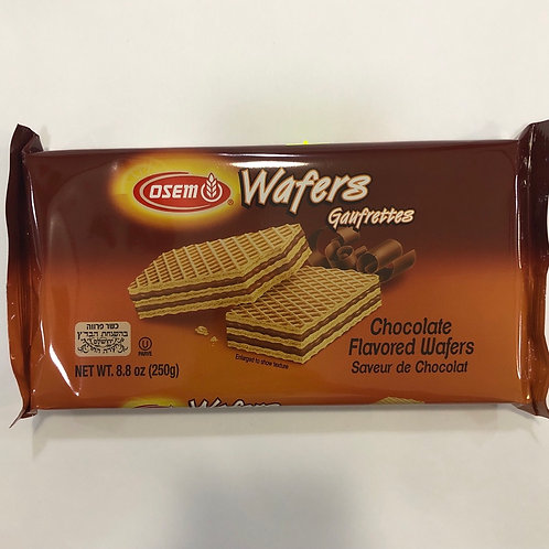 Osem Chocolate Wafers 8.8oz