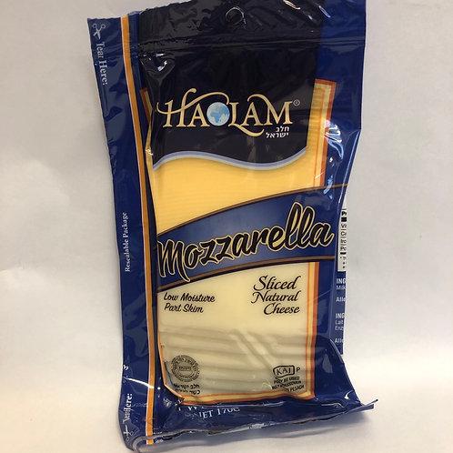 Haolam Sliced Mozzarella Cheese 6oz