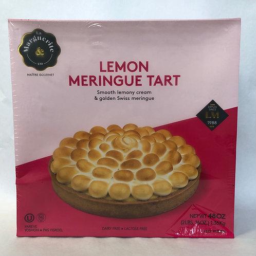 La Marguerite Lemon Meringue Tart 48oz