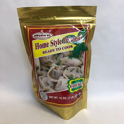 Home Style Chicken Pelmeni 16oz