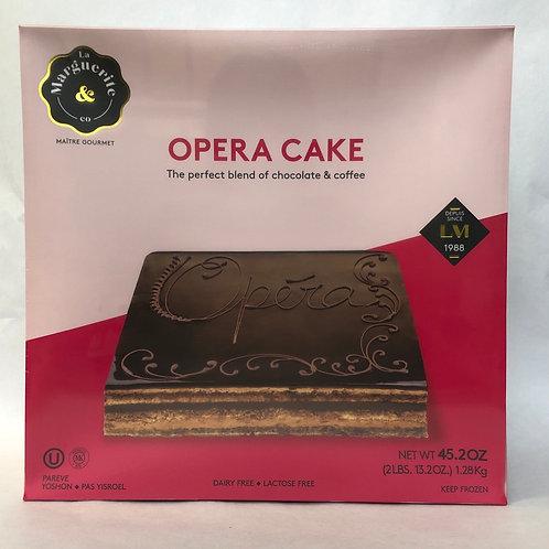 La Marguerite Opera Cake 45.2oz