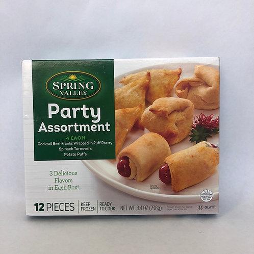 Spring Valley Party Assortment -12 pcs- 8.4oz