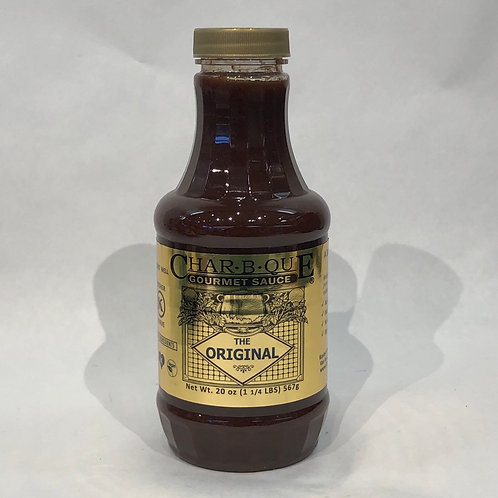 Char-B-Que Gourmet Sauce 20oz