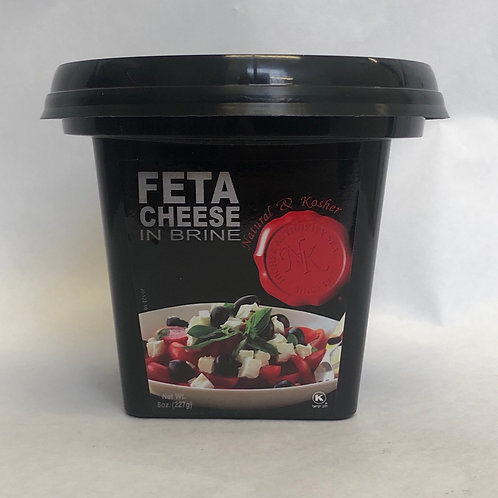 Feta Cheese In Brine 8oz