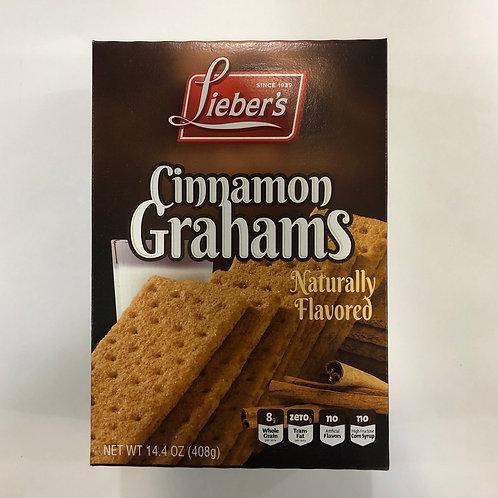 Leibers Cinnamon Grahams 14.4oz