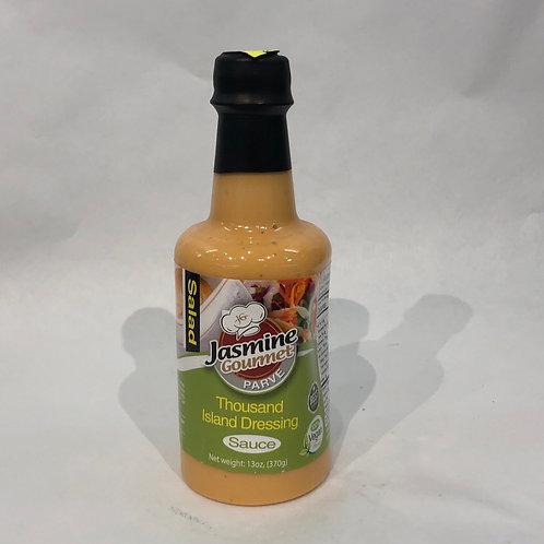Jasmine Gourmet Thousand Island Sauce 13oz
