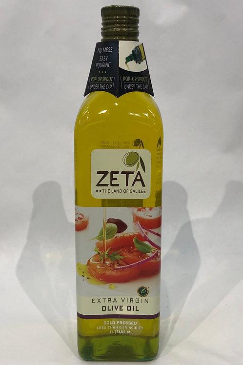 Zeta Extra Virgin Olive Oil 33.8oz
