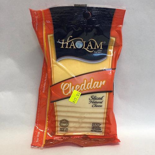 Haolam Sliced Cheddar Cheese 6oz