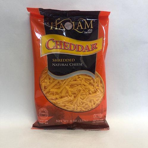 Haolam Cheddar Shredded Cheese 8oz
